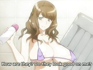 Hottie manga con grandi tette
