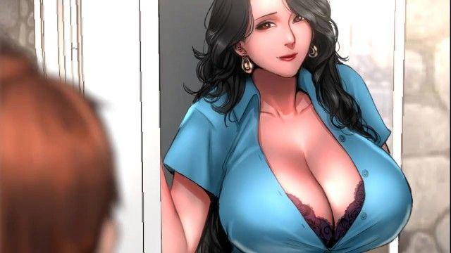 Miss li scarlett ann anime
