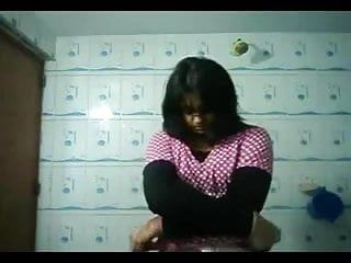 Desi bengali gal self discharge washroom that babe need a cock