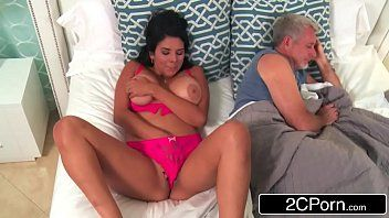 Breasty milf missy martinez tries lesbo sex with her daughters ally
