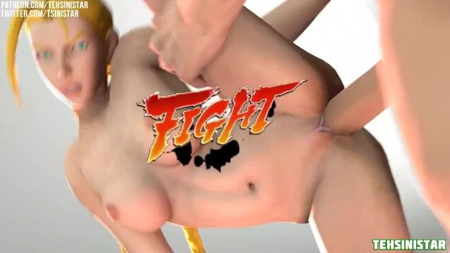 Street fighter - cammy acquires cannon spiked